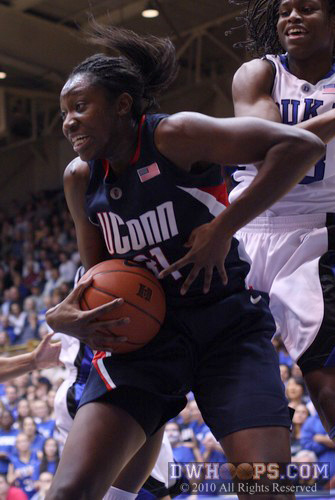 Connecticut's Tina Charles