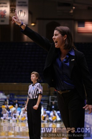 Duke Head Coach Joanne P. McCallie