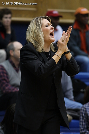 Albany Head Coach Katie Abrahamson-Henderson was a McCallie assistant at Maine.