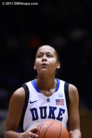 Shay Selby made Duke's final two points at the stripe.  - Duke Tags: #3 Shay Selby