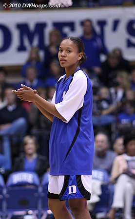 Chloe Wells became the first player since Abby Waner to start her first game as a freshman