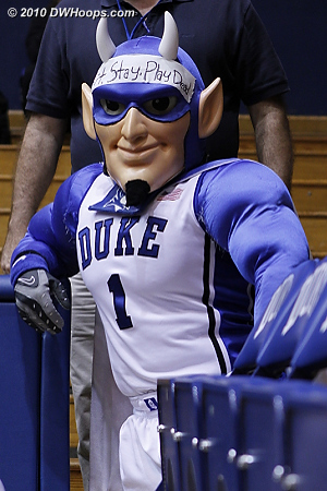 The Blue Devil  - Duke Tags: Duke Blue Devil Mascot