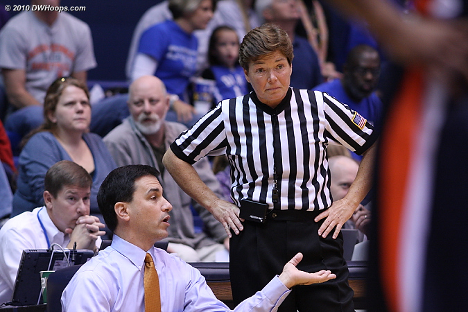 Carson-Newman Head Coach Dean Walsh pleads his case