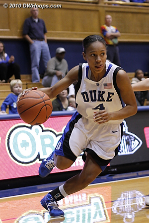 Chloe Wells had an outstanding afternoon, leading all scorers with 24 points (10-13 FG, 3-4 3FG) and adding 9 steals.