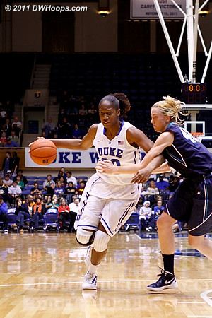Amber Henson drives - only DWHoops members see the full 9 frame sequence