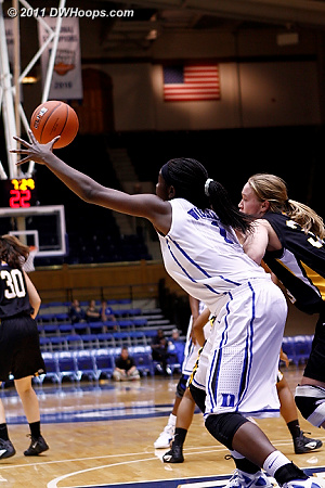 Entry pass to Williams  - Duke Tags: #1 Elizabeth Williams 