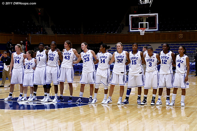 The 2011-12 Blue Devils