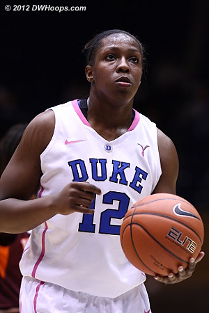 Gray made both free throws, 44-37 Duke