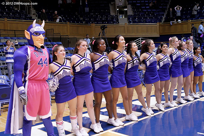 Dear Old Duke  - Duke Tags: Duke Cheerleaders