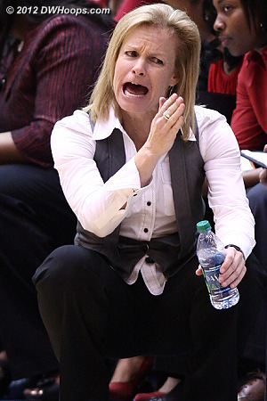 FSU coach Sue Semrau