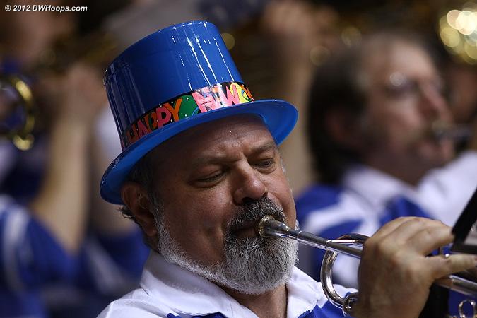 Thank you Alumni Pep Band!  - Duke Tags: Duke Pep Band