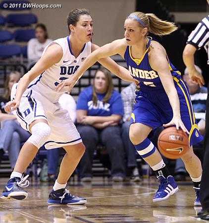 DWHoops Photo  - Duke Tags: #33 Haley Peters