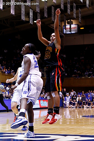 Alyssa Thomas will create matchup problems for the Richa Jackson-less Blue Devils.