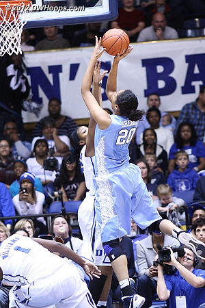 Shegog attacks the basket - 4-3 Tar Heels  - UNC Players: #20 Chay Shegog