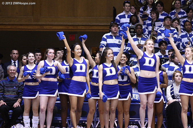 It's T-Shirt Time!  - Duke Tags: Duke Cheerleaders