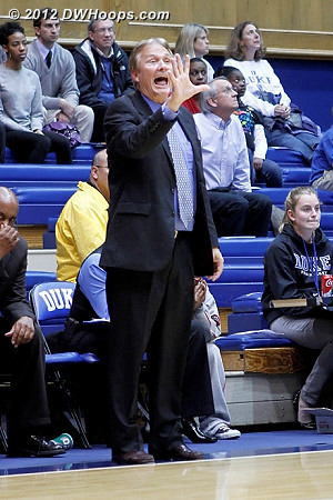 Carl Hatchell (on the Shaw bench) is a familiar face to Triangle women's hoops fans
