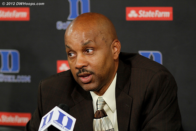 Post game press conference  - SHAW Players: Head Coach Jacques Curtis