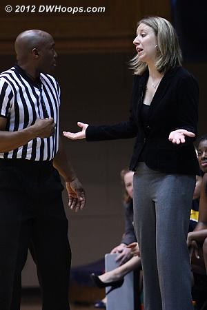 Coach Gottlieb pleads her case to Kevin Dillard  - CAL Players: Head Coach Lindsay Gottlieb