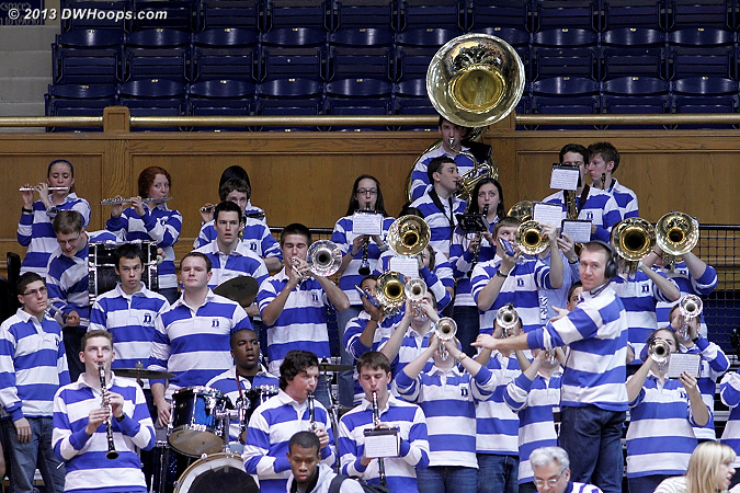 Another nice job by the Duke Pep Band. Thank you!  - Duke Tags: Duke Pep Band