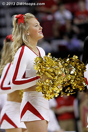 ACCWBBDigest Photo  - MD Players:  Maryland Cheerleaders