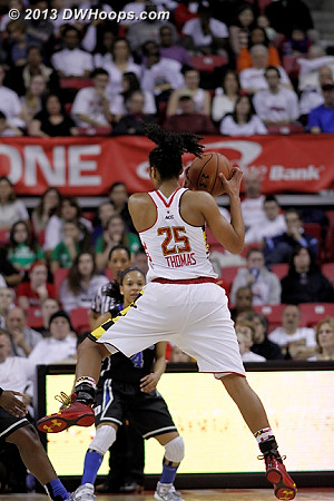 ACCWBBDigest Photo  - MD Players: #25 Alyssa Thomas