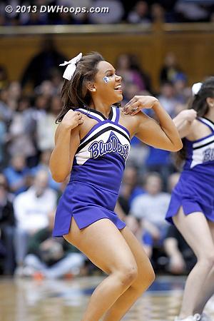 Rock Lobster!  - Duke Tags: Duke Cheerleaders