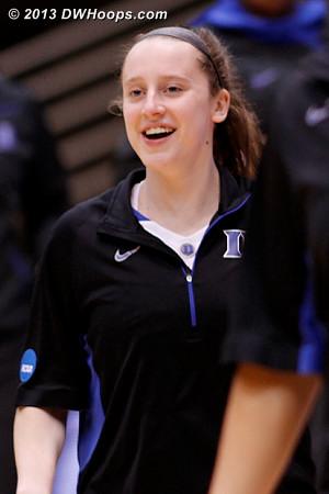 Happy Birthday, Jenna Frush!  - Duke Tags: #35 Jenna Frush