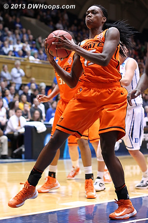 DWHoops Photo  - OKST Players: #15 Toni Young