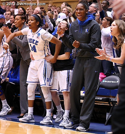 Happy Duke bench