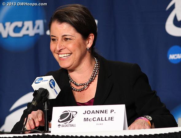 Coach McCallie: