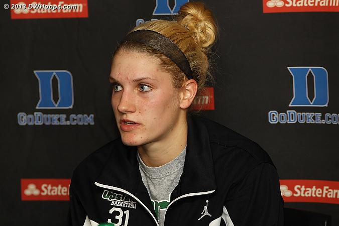 USC-Upstate leading scorer Maddie Herr: