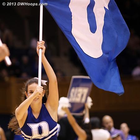 U  - Duke Tags: Duke Cheerleaders