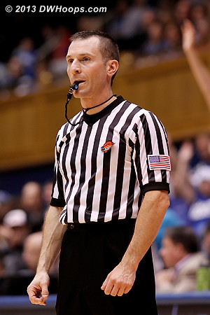Joseph Vaszily was the second member of the all-star officiating crew