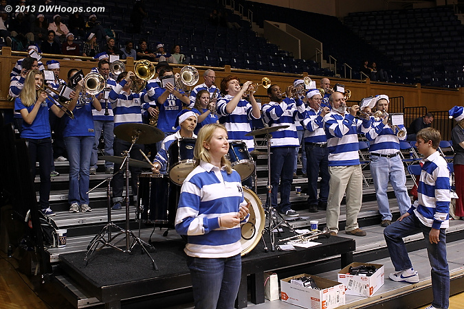 Duke Alumni Pep Band
