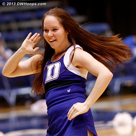 Rock!  - Duke Tags: Duke Cheerleaders