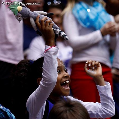 Yay, lemur!  - Duke Tags: Fans