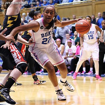 DWHoops Photo  - Duke Tags: #22 Oderah Chidom