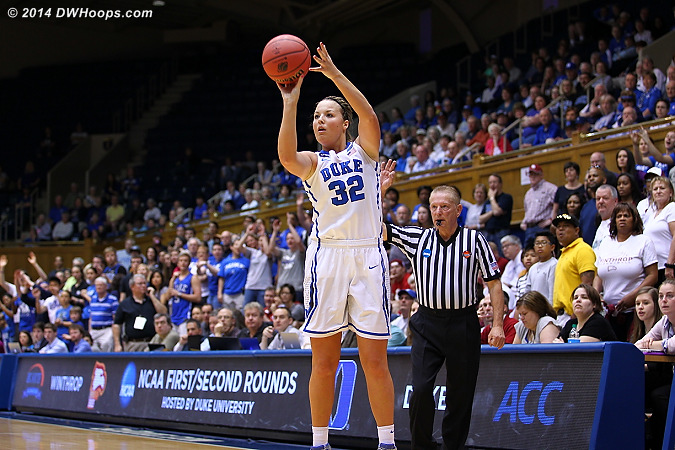 Tricia Liston moved into 7th place on the ACC all-time three pointers made list, she already owns the top spot for shooting percentage from that distance
