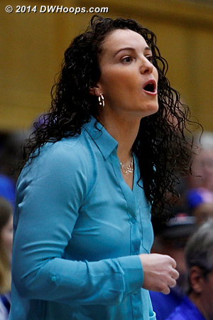 Carolyn Kieger, familiar to ACC fans, is Marquette's new head coach