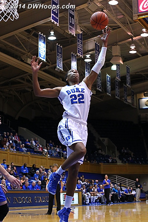 DWHoops Photo  - Duke Tags: #22 Oderah Chidom