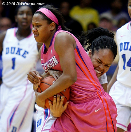 DWHoops Photo  - Duke Tags: #11 Azur� Stevens
