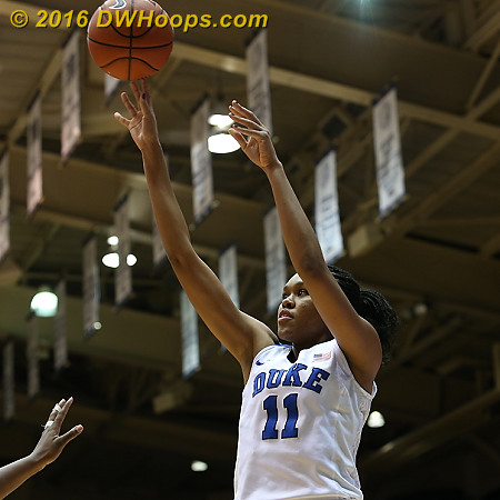 DWHoops Photo  - Duke Tags: #11 Azur� Stevens