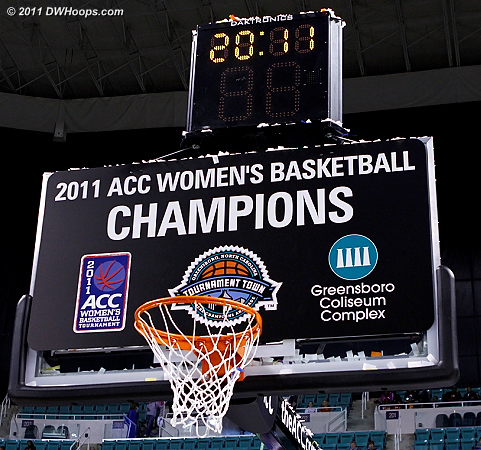 In October we came to Greensboro for Media Day, now the ACC Journey for 2011 is complete
