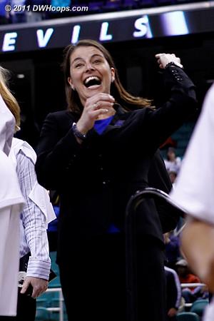 Yay!  - Duke Tags: Joanne P. McCallie