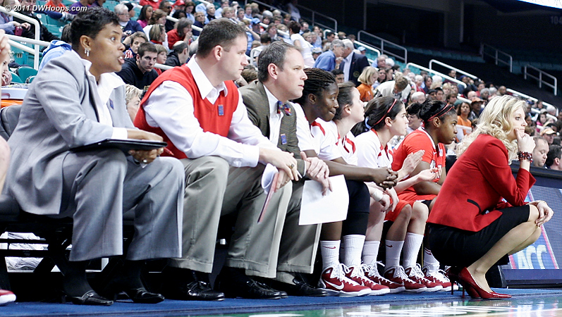 NC State Bench