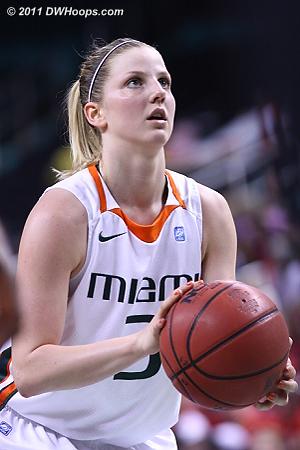 DWHoops Photo  - MIA Players: #3 Stefanie Yderstrom