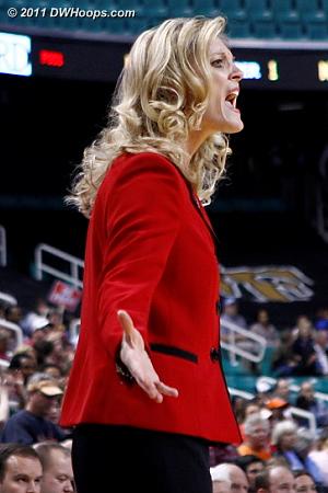 NC State Coach Kellie Harper