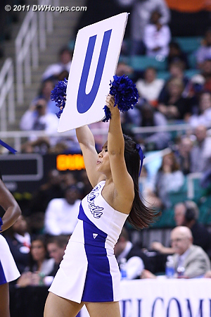 U!  - Duke Tags: Duke Cheerleaders