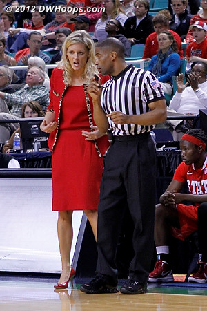 Discussion with Eric Brewton  - NCSU Players: Head Coach Kellie Harper