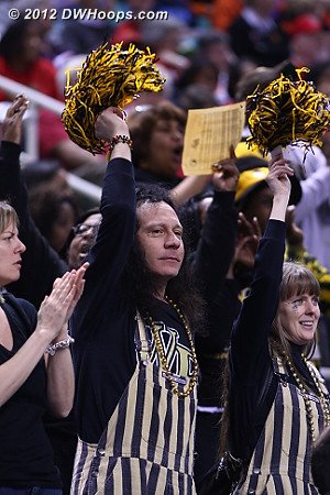 DWHoops Photo  - WAKE Players:  Wake Forest Fans